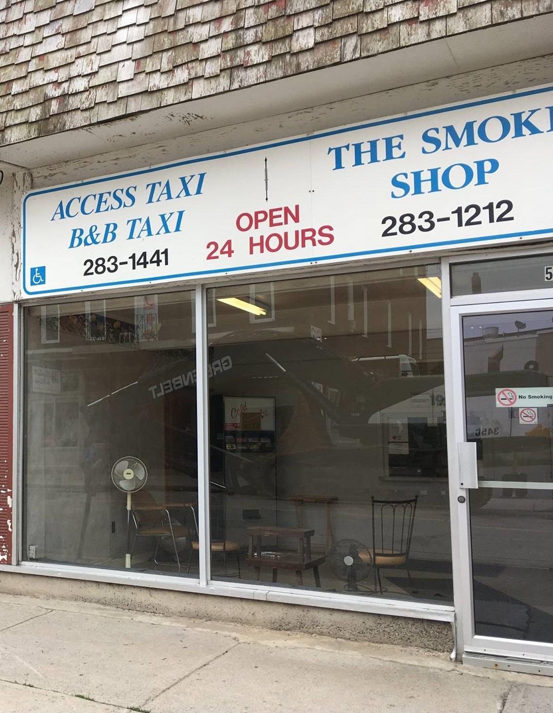 Access Taxi / Smoke Shop