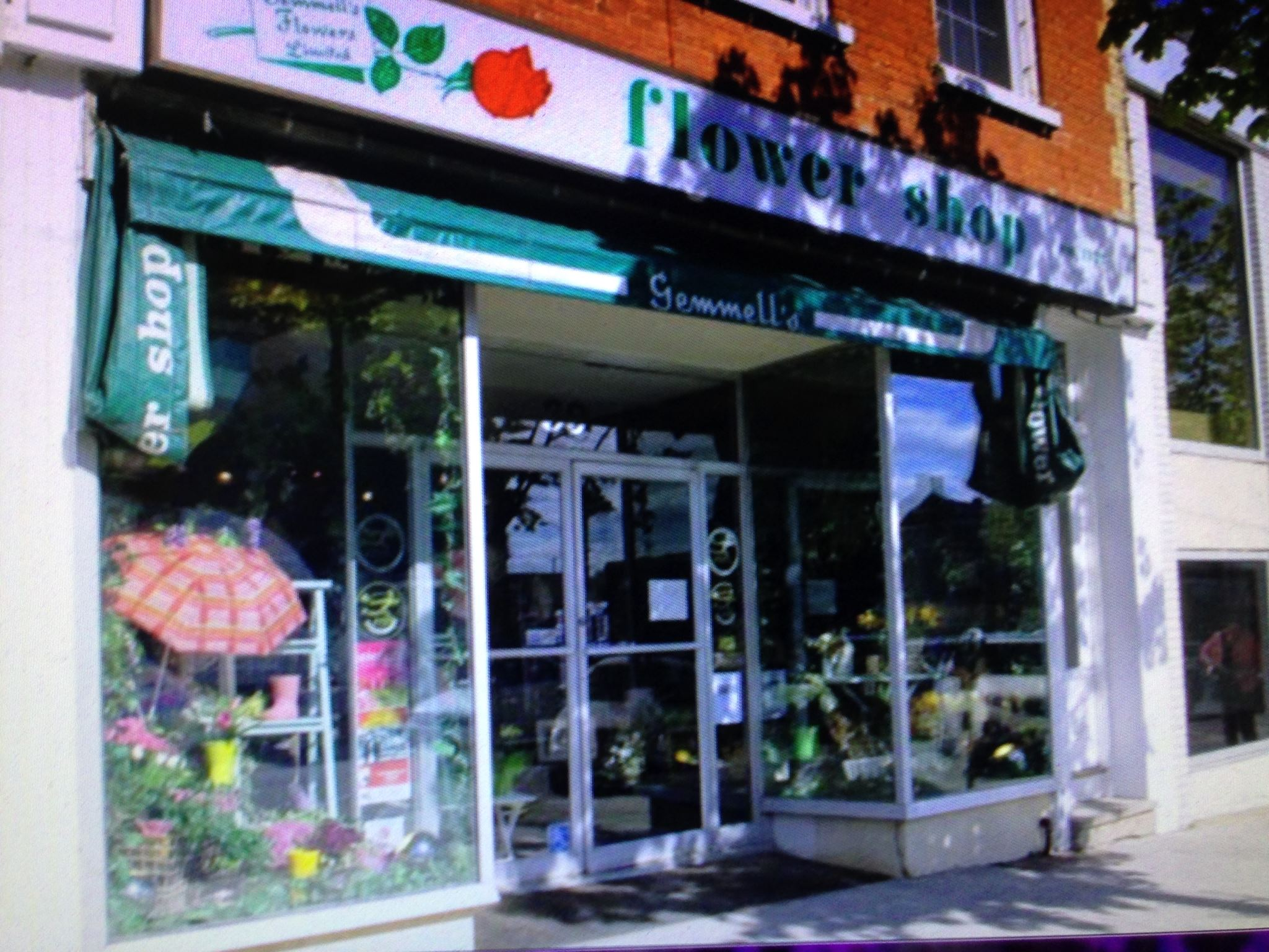 Gemmell's Flowers Ltd.