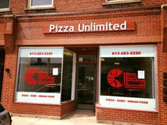 pizza unlimited